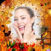 Autumn Background Photo Editor 2.0