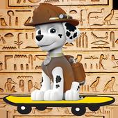 Paw Run Puppy Patrol Mummy 1.0