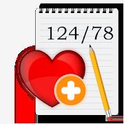 Blood Pressure Log - MyDiary 1.5.3