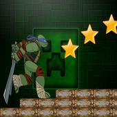 Turtle runner ninja 1.0