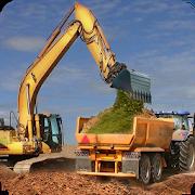 Sand Excavator Sim Truck 2016 1.0.2
