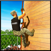 US Military Commando Training