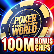 Poker World Mega Billions 2.076.2.076