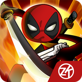 Stick vs zombie - Stickman warriors - Epic fight 1.2.2