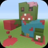 ZombieTown Minecraft:PE 1.0