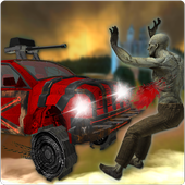 Zombie Derby 3D : City Attack Zombie Car Game 1.3
