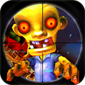 Zombie Town Sniper Shooting 1.5