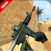 Fps commando war shooting: Secret mission games 1.1
