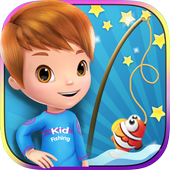Funny boy fishing games 4.8