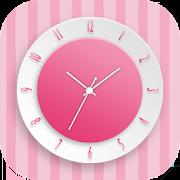 Pink Clock Live Wallpaper 1.5