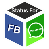Status For Fb and Whatsup 1.0