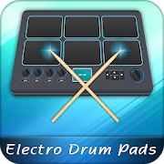 Electro Music Drum Pads: Real Drums Music Game 1.3