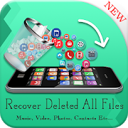 Recover Deleted All Files, Video Photo and Contact 1.5