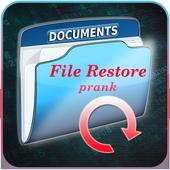 Picture resotre backup prank 1.0