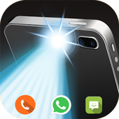 Flash Alerts call, sms - Super Flashlight 2.0