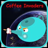 Coffee invaders 1.0