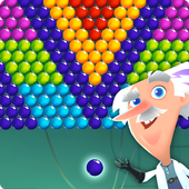 Crazy Scientist Bubble Shooter 1.1