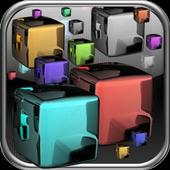 Glow Cubes HD Live Wallpaper 1.0.9