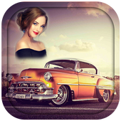 Vintage Car Photo Frames 1.0