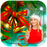 Winter Christmas Bell Photo Editor-Xmas Frames 1.7