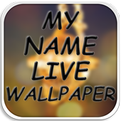 My Name Live Wallpaper HD 1.0