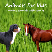 Animals for kids with horses 1.4