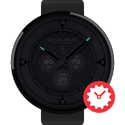 In the Dark watchface by Excalibur