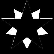 Slide Black White 1.75