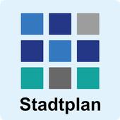 Stadtplan Helgoland