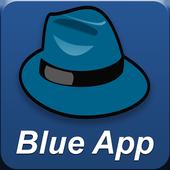 The Blue App 1.0