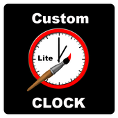 Custom Clock Widget Lite OMD 1.1