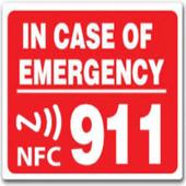 In Case Of Emergency - NFC 911