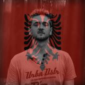 Albania Flag On Face Maker : Photo Editor 3.0