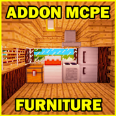 Furniture Addon for Minecraft PE 1.3