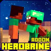 Herobrine Addon for MCPE 1.3