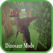 Dinosaur Mods for MCPE 1.0