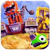 Dino Super Trucks Adventure Game 1.0