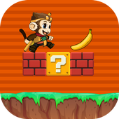 Super Banana jumping Kong Run 1.1