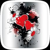 Heart Flower Theme 1.0.0