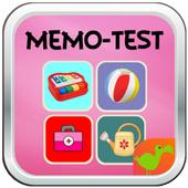 TOYS DOC - MEMO TEST 1.0