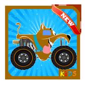 Dooby Doo Free Race Game Kids 2