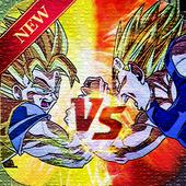 Saiyan Goku last fight 1.0