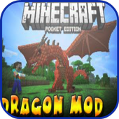 Dragon Mods for MineCraft PE 1.0