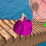 Cinderella 3D. Road to Castle. 1.15