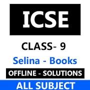 ICSE Class 9 Selina All Book Solution OFFLINE 1.5