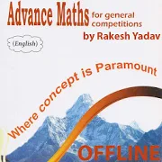 Rakesh Yadav Sir Paramount Advanced Maths Book 1.2