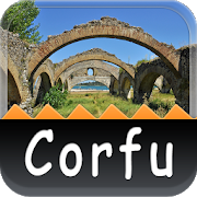 Corfu Offline Map Travel Guide 2.1