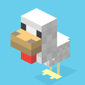 Mod Crossy Road  For MCPE Free 1.100