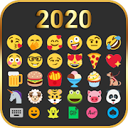 Emoji Keyboard Cute Emoticons - Theme, GIF, Emoji 1.7.2.0