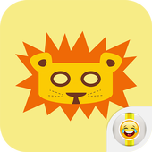 Cute Forest Animal Face Mask 1.0.2